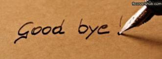 Good Bye Fb Cover