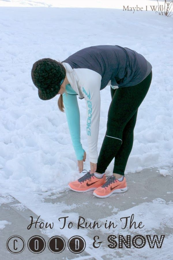 How to workout properly in cold