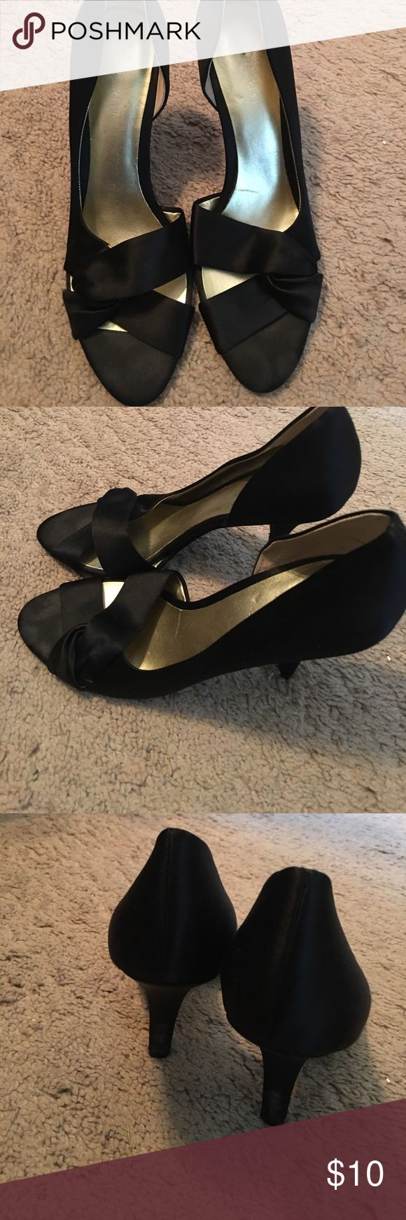 Nine West heels size 9 Nine West heels size 9 Nine West Shoes Heels