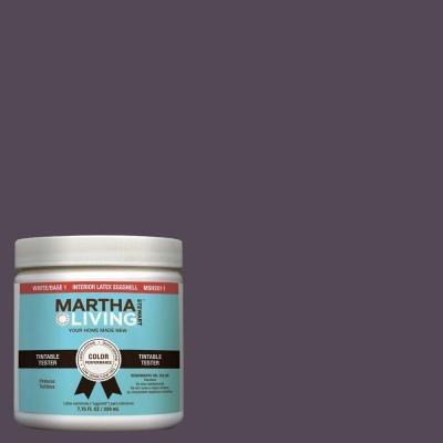 Martha Stewart Living - Purple Elderberry...Our living room accent color (super dark purple in person)