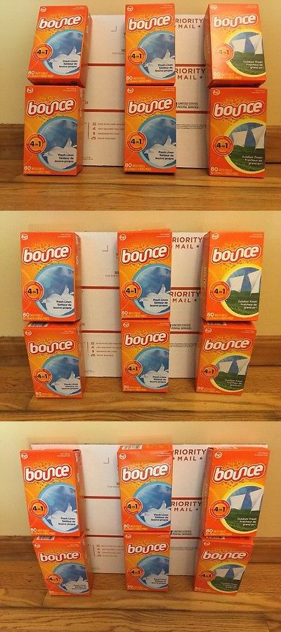 Fabric Softeners 172212: Bounce 4 In 1 He Sheets. Lot Of 6 -> BUY IT NOW ONLY: $32 on eBay!