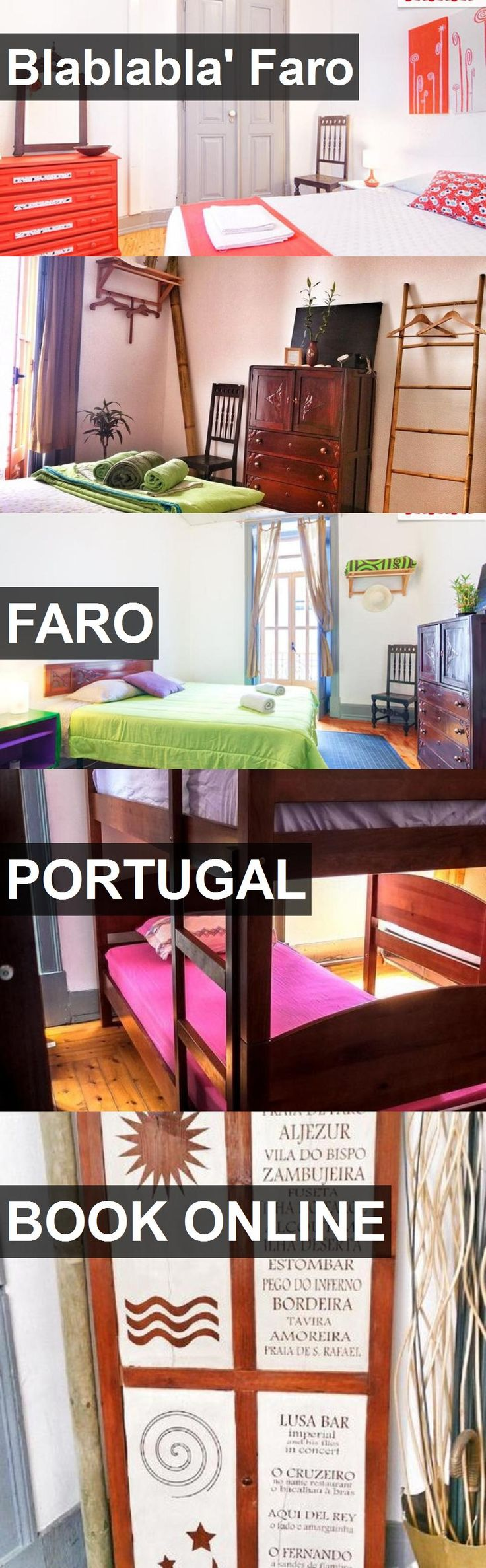 Hotel Blablabla' Faro in FARO, Portugal. For more information, photos, reviews and best prices please follow the link. #Portugal #FARO #Blablabla'Faro #hotel #travel #vacation