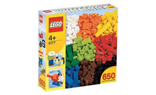 Lego 6177 Osnovne kockice deluxe