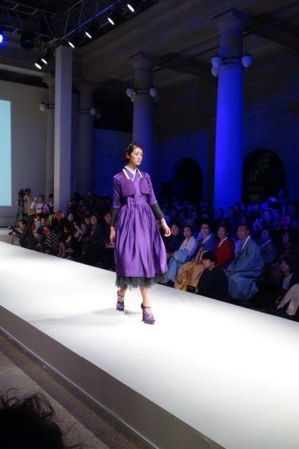 한복의 날 패션쇼 -1- : 네이버 블로그