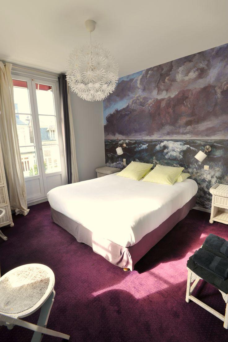 Hôtel d'Angleterre Etretat #Chambre 3