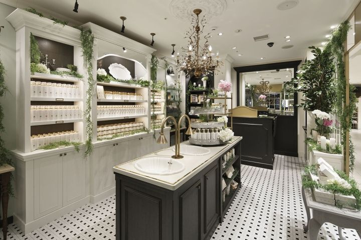 Scent of Varo store by acca Inc., Kyoto   Japan cosmetics
