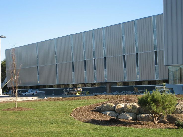 Project: Queens Place Emera Location: Liverpool, NS Product: CPI Daylighting Architect: WHW Architects