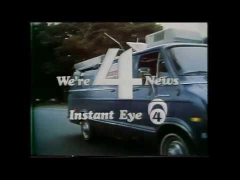 WBZ Klein& News Talent Promos 1976 From WBZ Boston and Klein&, some news talent promos ending with one for Instant Eye, built by the WBZ engineers! Notice all the equipment the cameraman has on his back and he still needs an assistant with another box. Today you can do a live shot with an Iphone.