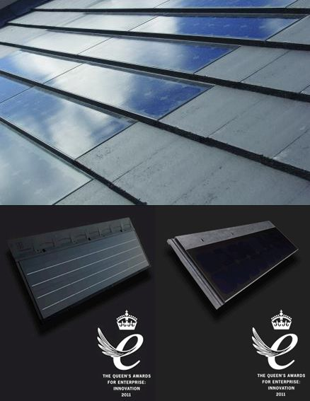 Solar thermal (hot water) or photovoltaics integrated into slate roof. North Carolina Roofing Siding works to bring you what you want out of your home. We will make your home your dream. Call us to schedule a time that's convenient for you at (919) 578-ROOF
