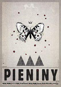 Pieniny, plakat z serii Polska, Ryszard Kaja