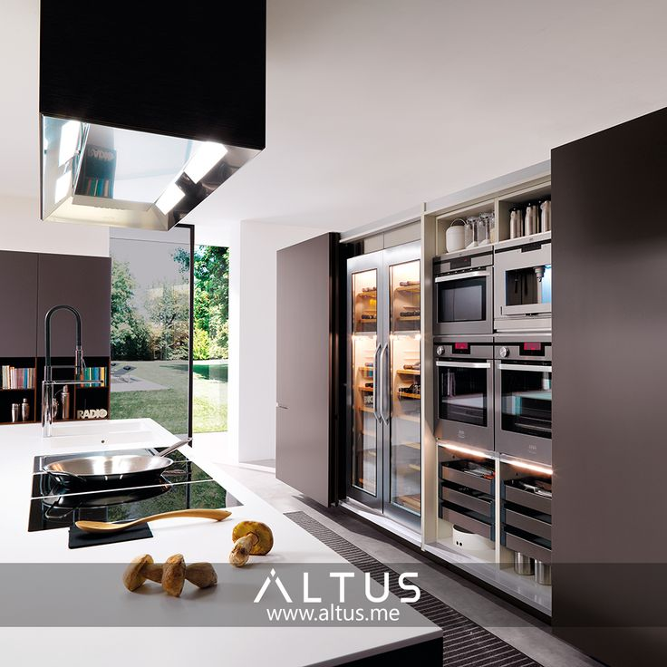 Assim Kitchen System From Euromobil, Made In Italy. Www.Altus.me #