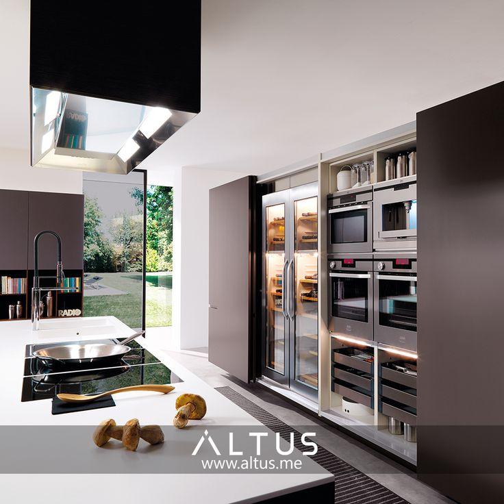 antis kitchen furniture euromobil design euromobil. Assim Kitchen System From Euromobil, Made In Italy. Antis Furniture Euromobil Design