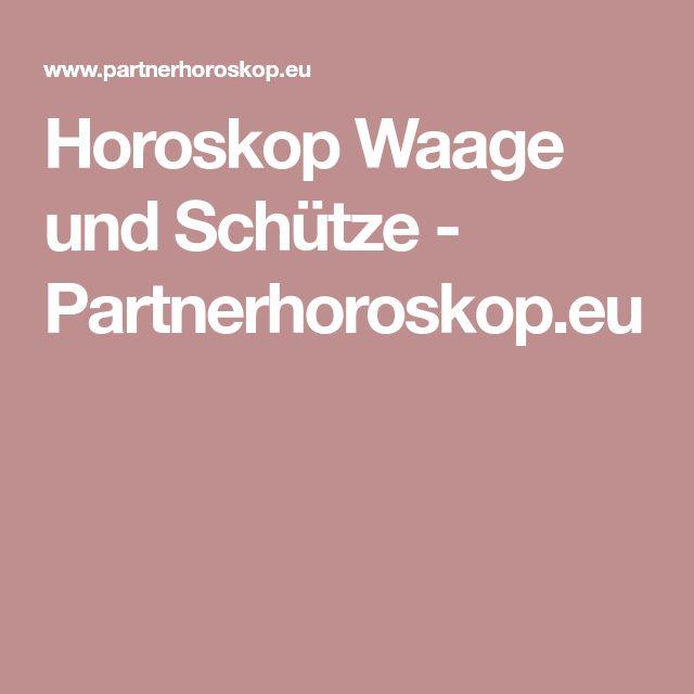 Horoskop Waage und Schütze - Partnerhoroskop.eu