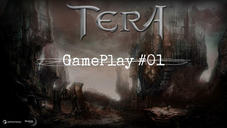 Gameplay - Tera Online #01