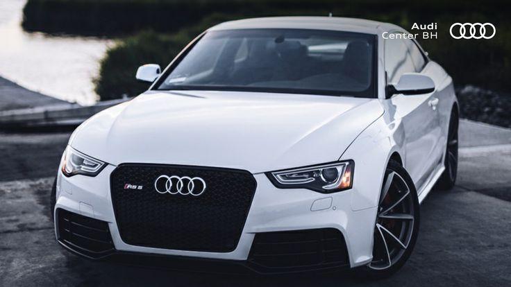 A segunda-feira parece fim de semana quando você tem algo que te dê vontade de ir trabalhar.  #AudiRS5 #Audi #Performance #Design #RS5 #Coupe #AudiLovers #Love #AudiAutomovel #AudiCenterBH #Car #Auto