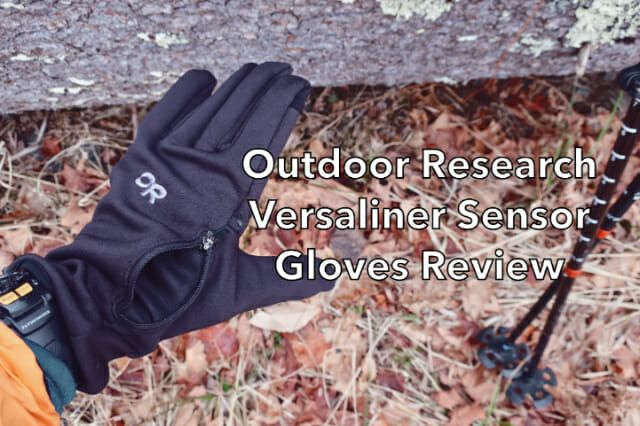 Outdoor Research Versaliner Sensor Gloves Review Https Sectionhiker Com Outdoor Research Versaliner Sensor Gloves Re Sun Gloves Fleece Gloves Hiking Outfit
