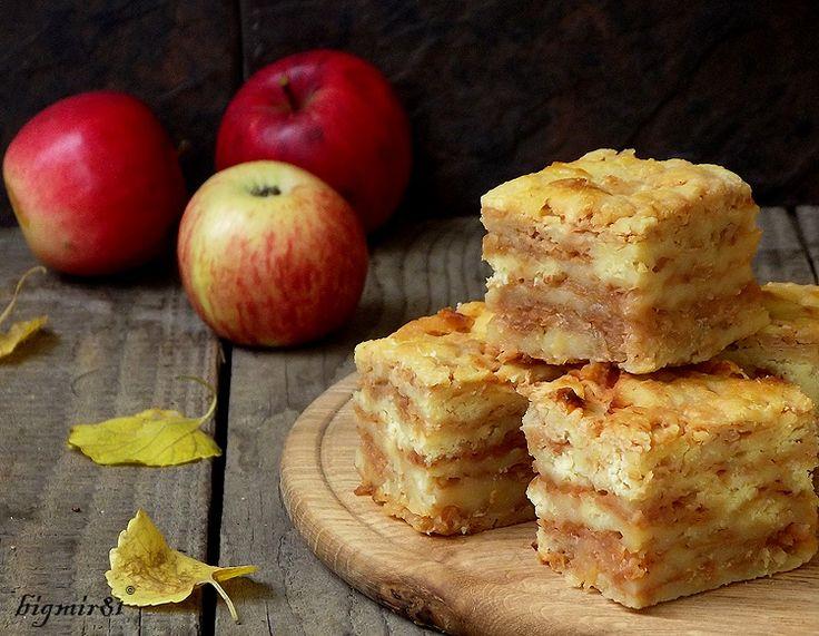 Насыпной яблочный пирог (без глютена) - Мой журнал