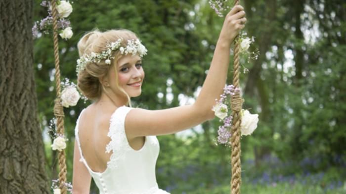Bridal inspiration: Say it with flowers