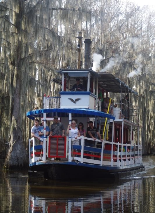 A neat place to go - Caddo Lake