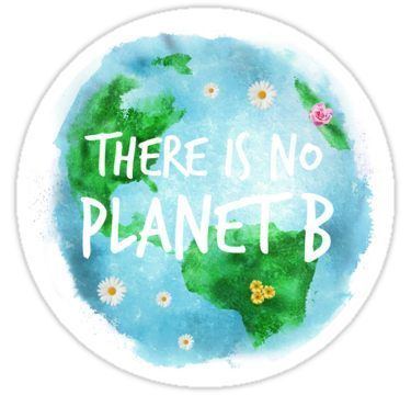 save planet earth Sticker – #
