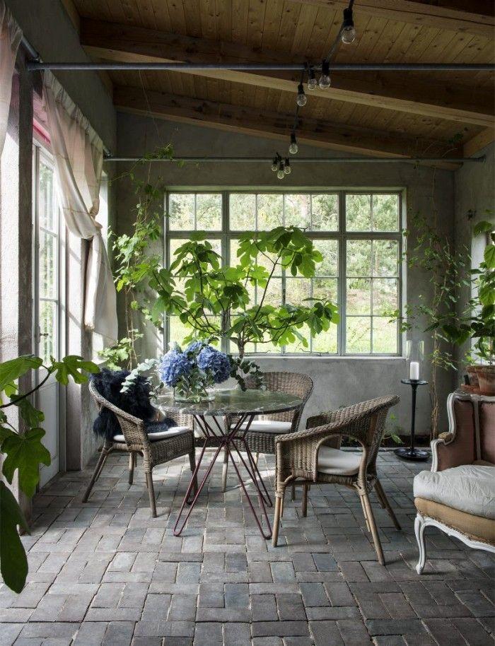 Stockholm-based designer Daniel Östman's orangerie | Res. Mag.
