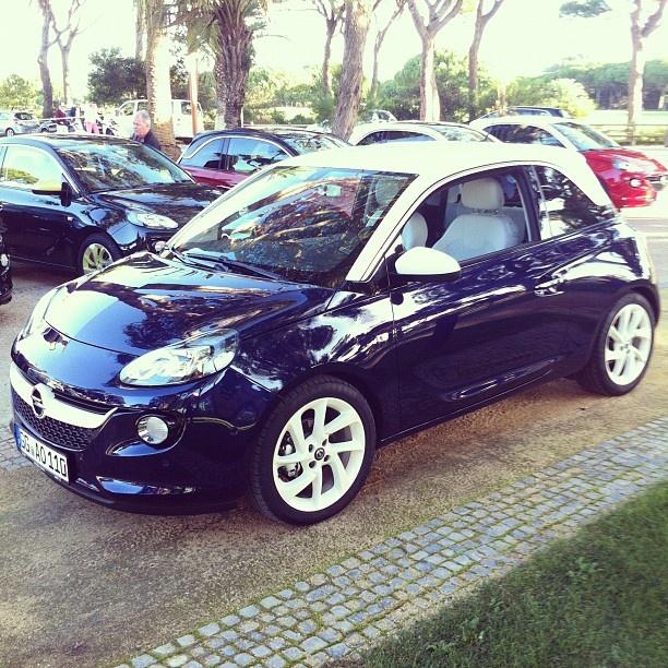 @conormcnicholas | I like this one. #Vauxhall #Adam |