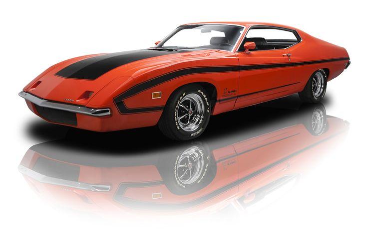 A 1970 Ford Torino King Cobra