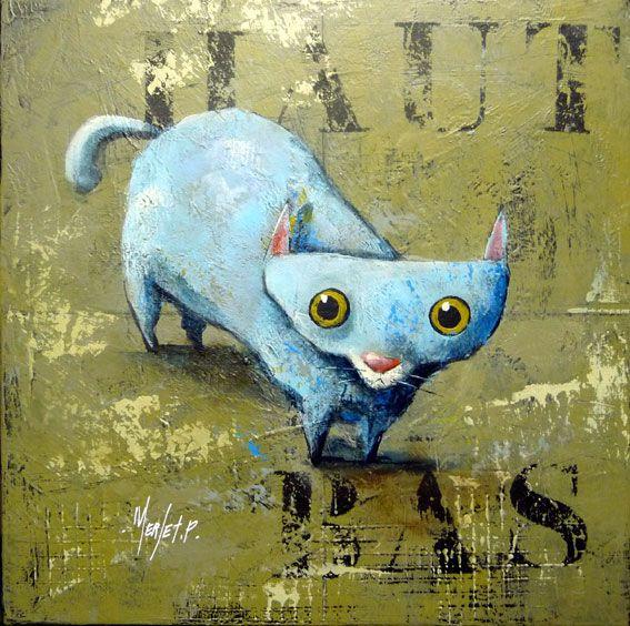 Pascal Merlet - ¿Donde está el ratón?