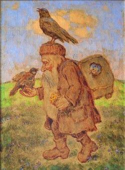 Ernst Eimer, Der Vogelfreund