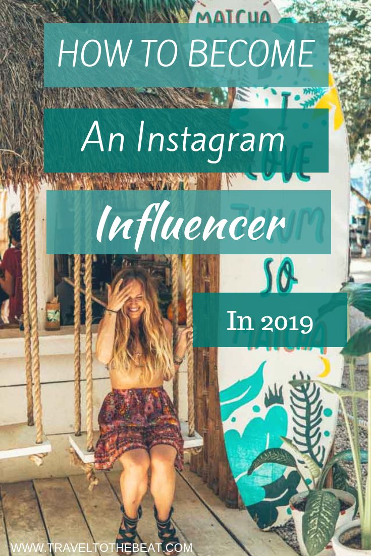 How To Become an Instagram Influencer in 2019 – Tips, Tricks & My Personal Story!