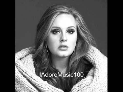 "Adele ~ I'll Be Waiting            ""But we had time against us,  Miles between us,  The heavens cried,  I know I left you speechless,  But now the sky has cleared and it's blue,  And I see my future in you"""