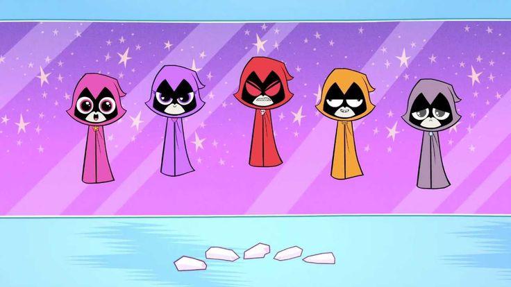 Teen Titans videos - Comic Vine