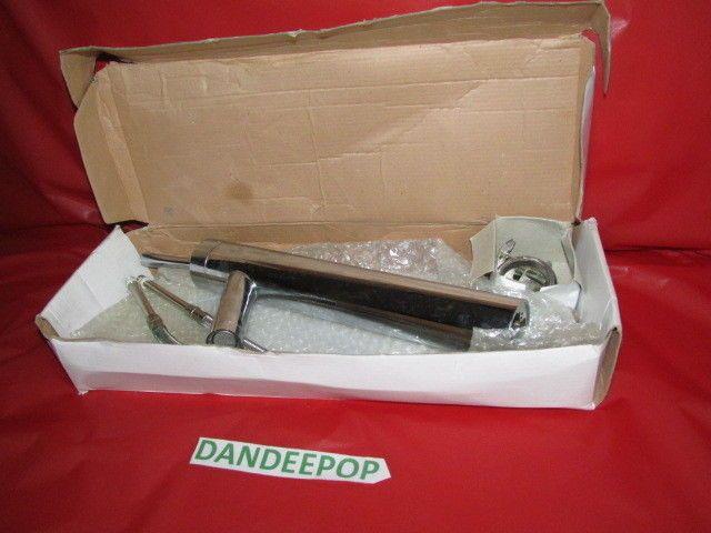 Magickwoods Chrome High Spout Single Hole Vessel Faucet F101  #33931 w/ box #Magickwoods #faucet find me at dandeepop.com