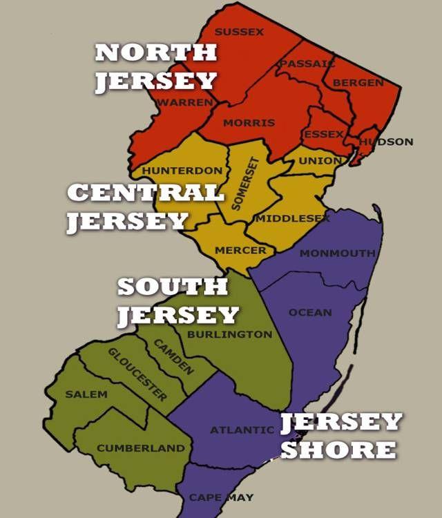 South Jersey Explain