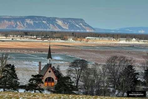 Acadian Duke Lands,  Grand-Pré World Heritage Site