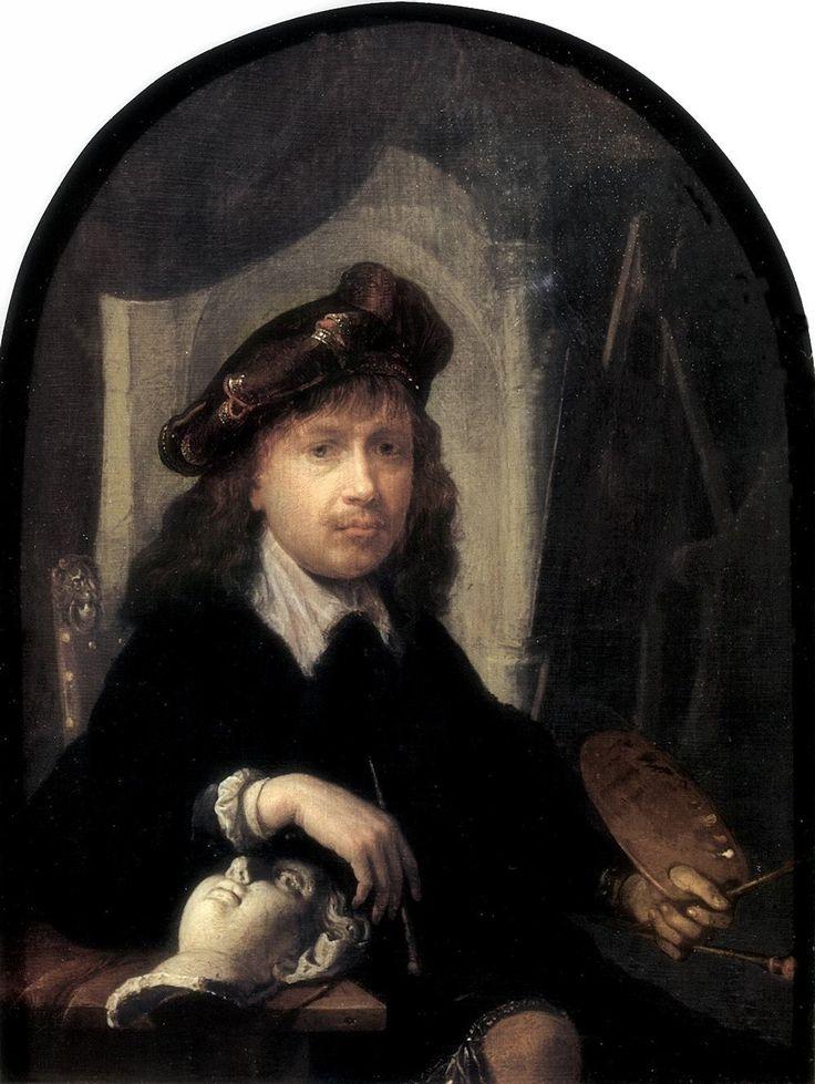 Αυτοπροσωπογραφία (1635-38) Πινακοθήκη και Μουσείο Τσέλτεναμ στην Αγγλία