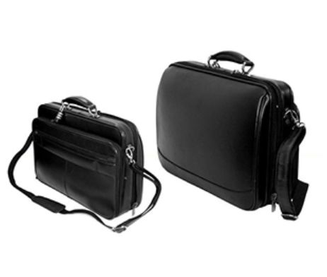 This Seatlle Laptop Bag comes with a shoulder strap. Material: Leather Size: 420 x 300 x 120 mm Branding Options: Blind embossing #brandability #corporategifts #laptopbags