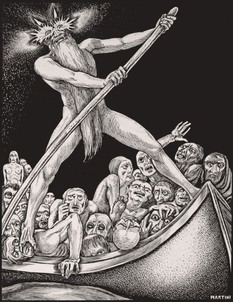 55 best the divine comedy in the arts images on pinterest for Dante s inferno tattoo