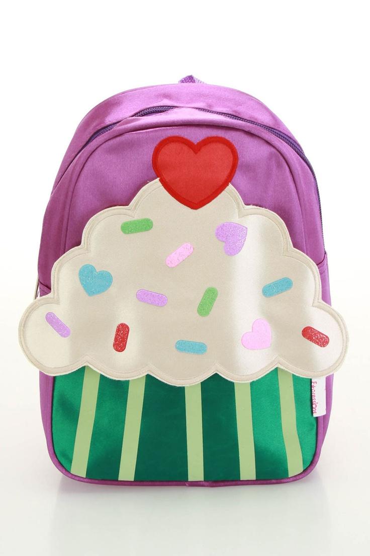 Cupcake Backpack