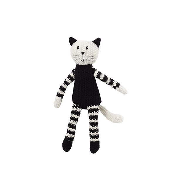 Toys L&G Black & White Cat Sml     http://www.zestproducts.co.nz/afawcs0153628/CATID=19/ID=10980/SID=504798195/LandG-Black-and-White-Cat-Sml.html