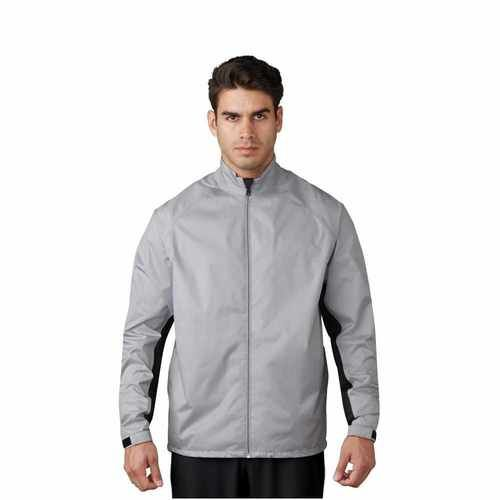 adidas Climastorm Provisional Men's Golf Rain Suit - Grey/Black