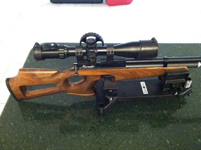 139 Best Pcp Air Rifles Images On Pinterest: Custom Benjamin Marauder