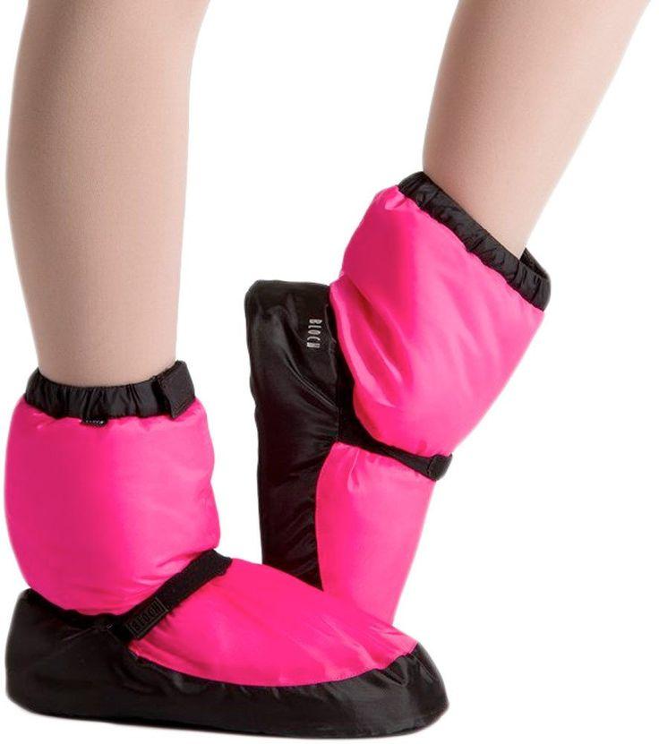 Bloch IM009K - Warm Up Dance Booties Girls/Boys - Dance Shoes - Warmup - Bloch - Dancewear Centre Canada Online - 1