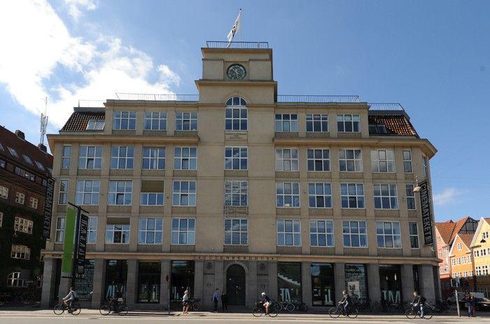 Arkitekturbilleder.dk - Bygningsværk - Filmhuset