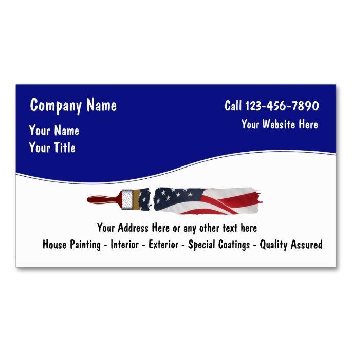 61 best namecard images on Pinterest Business card design - contractor job description