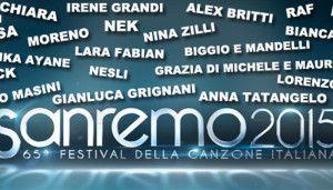 Sanremo 2015. L'anteprima