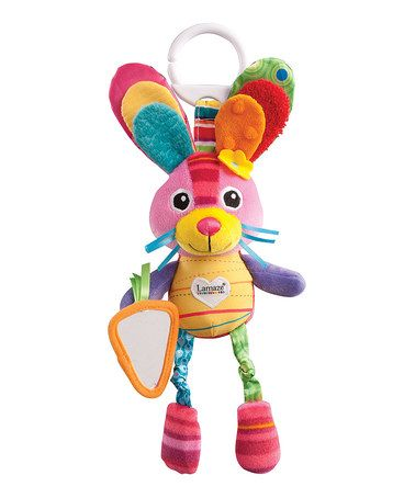 Look what I found on #zulily! Bella the Bunny Interactive Toy #zulilyfinds