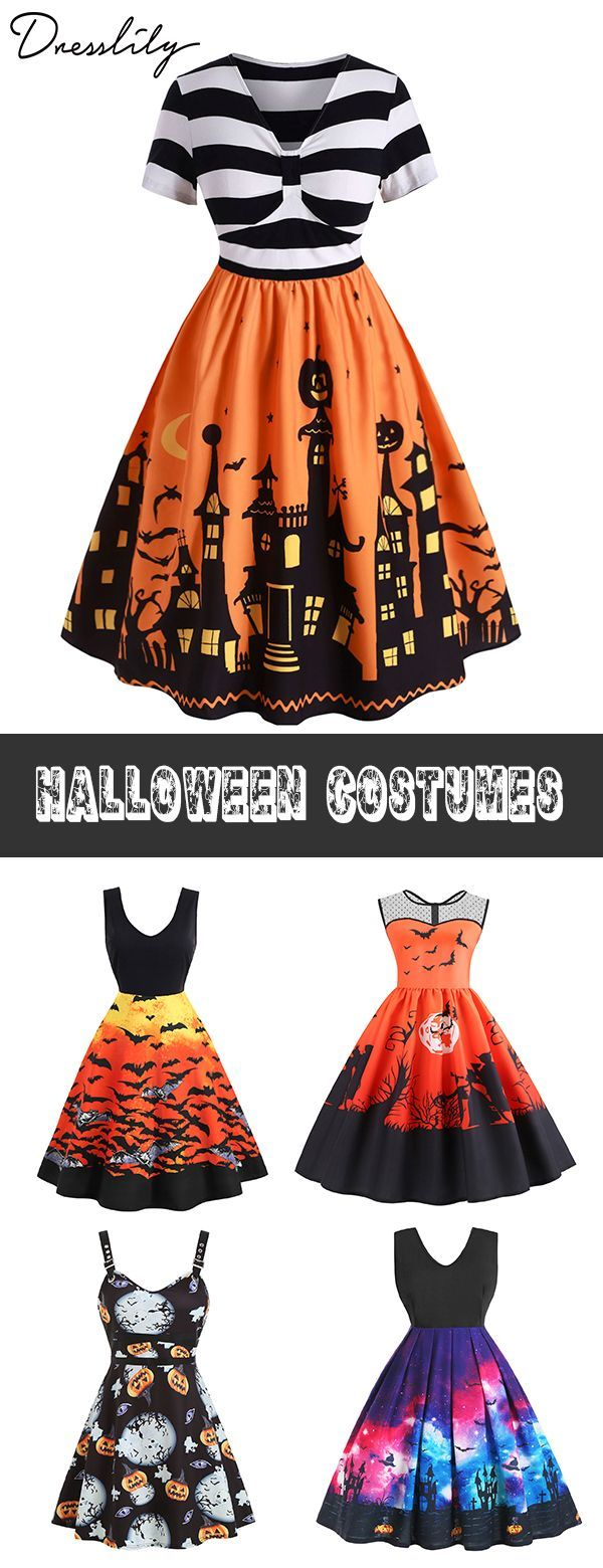 Best Halloween Costume Ideas & Halloween Party Outfits Ideas