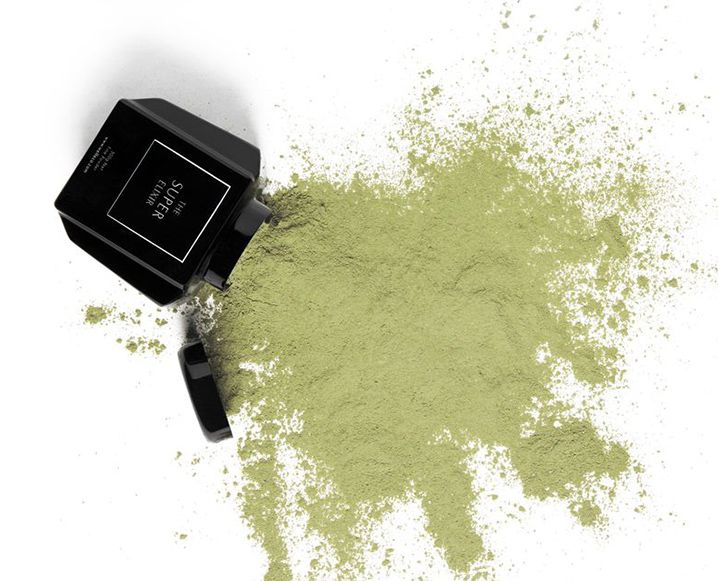 Why We're Loving The Super Elixir: Win Elle's Superfood Green Powder