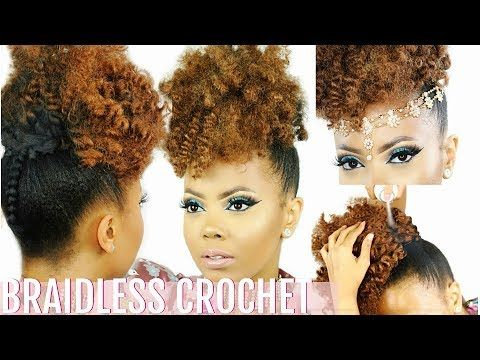Protective Styles For Natural Hair Youtube